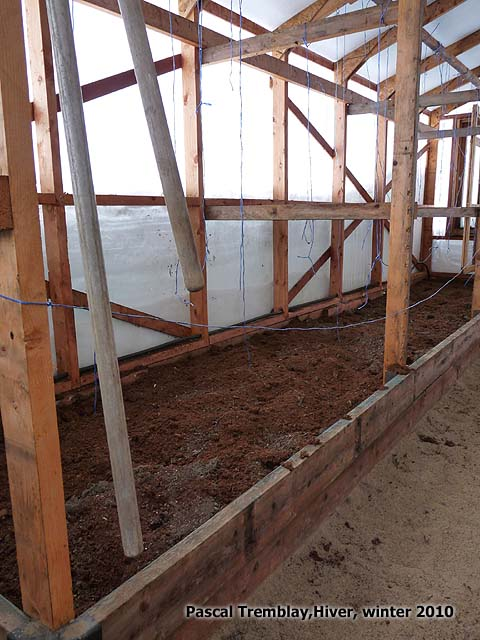 Grow boxes - Winter greenhouse - Soil for greenhouse grow box - Build Grow boxes