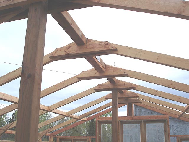 Cedar shed greenhouse kit - Greenhouse equipment kits - Greenhouse Pictures