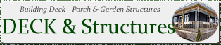 Decks and Garden Structures Projects Guides Tutorials DIY