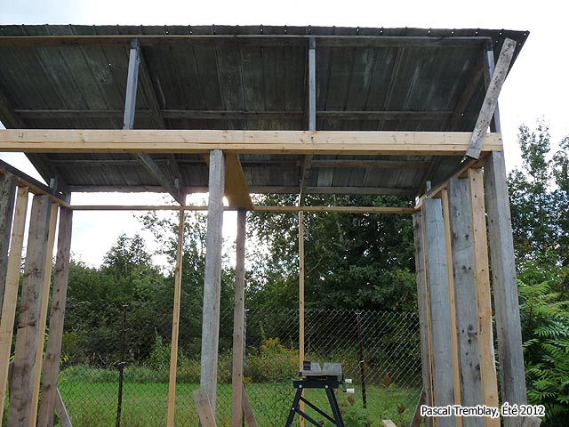 Wood sheds kits heating with dry firewood shed roof for Cheap roof covering